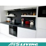 White Lazy Susan Het Meubilair van de Keukenkasten van handelaren (ais-K916)