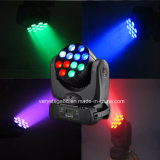 크리 말 10W 4in 1 LED12X10W Beam Moving Head Light/CREE LED Stage Light