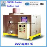 Máquina de revestimento de Powdder/linha/equipamento novos do forno do aquecimento
