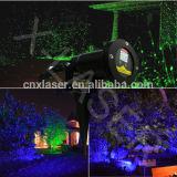 Los nuevos productos 2016 IP65 impermeabilizan la luz laser al aire libre roja de la ducha de meteorito de la Navidad