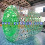 Bola inflable del agua para la natación Entretenimiento / PVC transparente inflables Water Balls