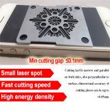 Alta tagliatrice redditizia del laser della fibra della macchina del laser per per il taglio di metalli