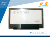 13.3 visualización delgada del LCD del cuaderno del 1000:1 de la pulgada Lq133t1jw02 con la iluminación del LED