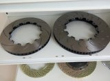 Доработанные роторы тормоза с ISO 9001