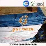 Papier de soie de soie de papier de marques de G et de J pour l'emballage de cadeaux