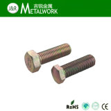 Grade 4.8 Galvanized Hexagon Head Bolt