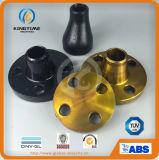 ASME B16.9 (KT0048)에 탄소 강철 Wpl6 괴상한 흡진기 개머리판쇠에 의하여 용접되는 이음쇠