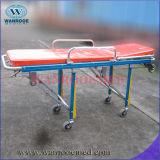 Enjambeur d'ambulance pliant en alliage d'aluminium de haute qualité