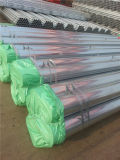 Tallas galvanizadas del tubo de acero para al aire libre
