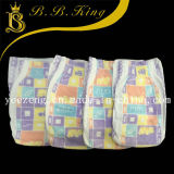 Pannolino di categoria B 100% del bambino del cotone di prezzi bassi