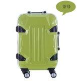 Новый багаж рамки конструкции ABS+PC алюминиевый (XHAF006)