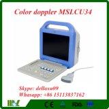 Varredor Cheio-Digital do ultra-som de Doppler da cor do portátil (MSLCU34A-laptop)