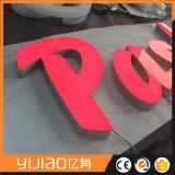 Fornitore professionista di lettere illuminate del segno