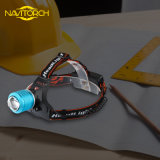 Heldere LEIDENE CREE xp-e Navulbare HoofdKoplamp Lamp/LED Headlamp/LED (nk-606)