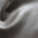 Hohes Abnutzung-Beständiges Chemiefasergewebe Belüftung-Sofa-Polsterung-Leder hergestellt in China