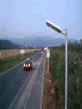 15W-80W LED Solar Street Light