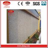 다채로운 거친 모방된 대리석 알루미늄 벽 정면 돌담 클래딩 (Jh157)