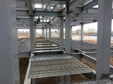Decking del braguero de la barra de acero para los edificios de múltiples capas