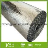 Isolação de aquecimento de folha de borracha de alumínio reflexivo
