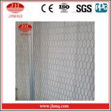 Leuning van de Trede van de Veiligheid van het Netwerk van de Draad van het aluminium de Holle uit (Jh153)