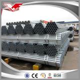 Tubo galvanizado A500 del metal de ASTM