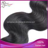 Estensione di trama dei capelli umani dell'onda del corpo dei capelli peruviani del Virgin