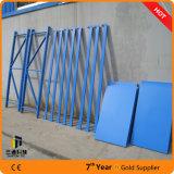 Garage-Lager-legt Stahlspeicher-Fach Racking beiseite