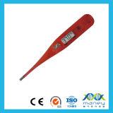 Termômetro transparente médico de Digitas Digitas com Ce e ISO (MN-DT-01D)