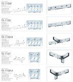 Weg die van het Roestvrij staal van de goede Kwaliteit de Gietende td-7106 passen