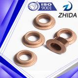 Tipo boccola in bronzo sinterizzato di punto per la macchina dello stampaggio ad iniezione