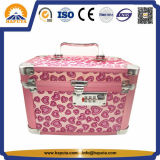 Caixa cosmética da composição de alumínio pequena da vaidade (HB-2021)