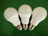 7W 9W LED A60 PC E27 con Lampada Luz