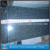 De geslepen G654 Vloer van het Graniet van Padang Donkere Grijze voor Keuken, Zaal