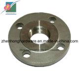 Изготовление фланца стали углерода API Aprroval высокого качества продетое нитку (ZH-304)