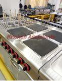 Eh887A 4 heiße Platte mit Ofen