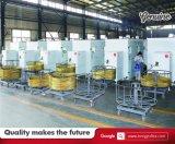 umsponnener hydraulischer Gummischlauch des Stahldraht-2sn für Kohle-landwirtschaftliche Aufbau-Maschinen
