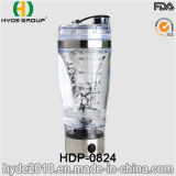 2016 يحرّر [ببا] بلاستيكيّة كهربائيّة يحرّك فنجان, صنع وفقا لطلب الزّبون [450مل] كهربائيّة بروتين رجّاجة زجاجة ([هدب-0824])