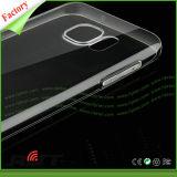 Caja suave transparente ultra fina del teléfono celular de TPU para la galaxia S7 de Samsung