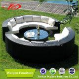 Sofá do Rattan, mobília do Rattan, mobília do jardim (DH-1029)