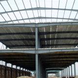 La logística de almacenes, edificios de acero structurel, de estructura de acero flexible