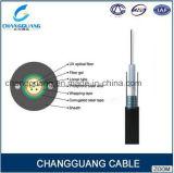 고품질 공장 공급 덕트 사용 옥외 섬유 광케이블 GYXTW 단일 모드 2-12 코어 광섬유 케이블 가격