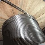 304 a soudé la pipe de Puching d'acier inoxydable
