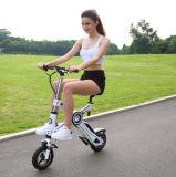 Alta qualità che piega bicicletta elettrica