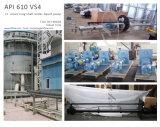 Vertikale Turbine Lang-Antriebswelle flüssige chemische Unterwasserpumpe (API 610 VS4)
