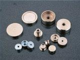 Magneten van de Pot van het Neodymium NdFeB van Zn Plaed de Permanente met Haak