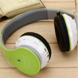 Tiefer drahtloser Bluetooth Baß-Kopfhörer faltbares Abendessenmic-mit TF-Karte für Mobiltelefon und Computer