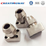 OEMのアルミニウム/黄銅/鋼鉄/銅/高精度CNCの機械化の部品