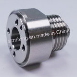 CNC Machined Precision Parte di Stainless Steel Metal Head