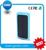 Крен солнечной силы мобильного телефона солнечной батареи 5000mAh