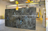 Countertops (YQC-GS1002)のための銀河のBlue Granite Slab